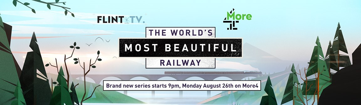 The Worlds Most Beautiful Railway